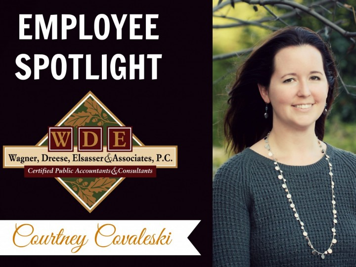 Employee Spotlight: Courtney Covaleski