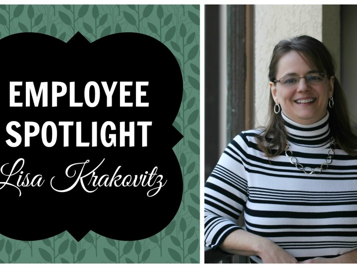 Employee Spotlight: Lisa Krakovitz