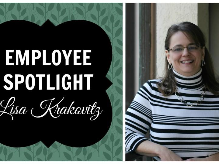 Employee Spotlight: Lisa Krakovitz