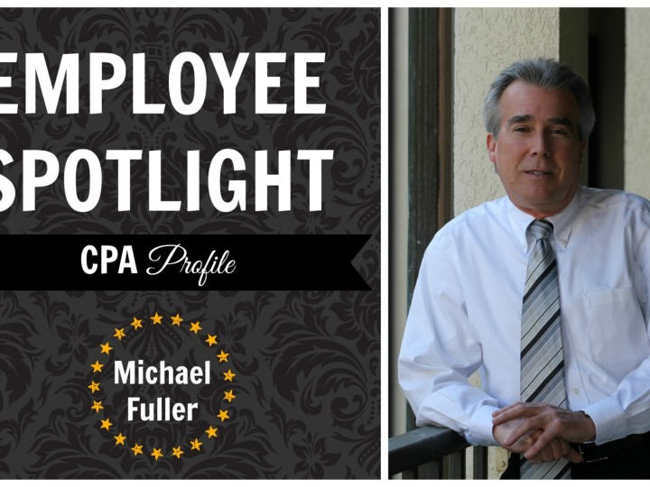 Employee Spotlight: Michael Fuller