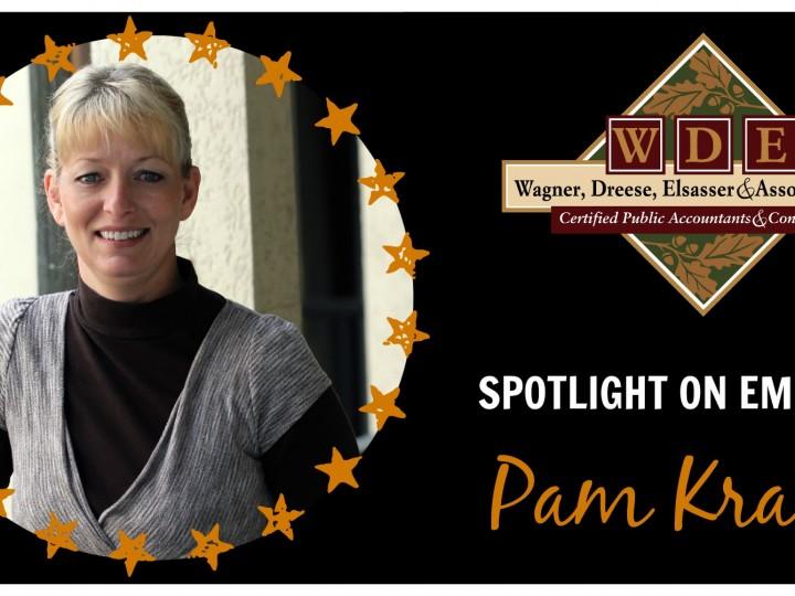 Employee Spotlight: Pamela Krahel