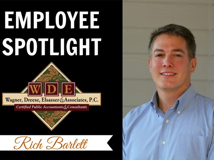 Employee Spotlight: Rich Barlett
