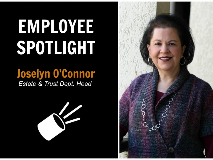 Employee Spotlight: Joselyn O'Connor