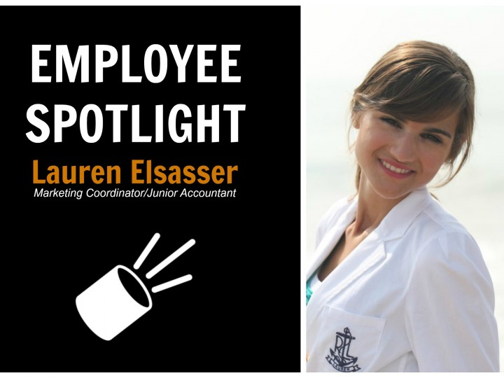 Employee Spotlight: Lauren Elsasser