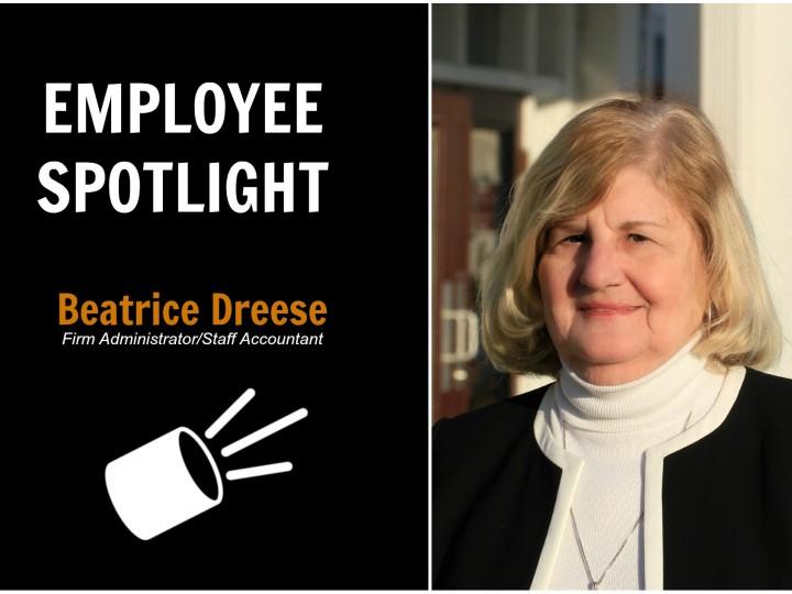 Employee Spotlight: Bea Dreese
