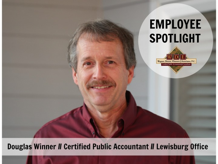Employee Spotlight: Doug Winner