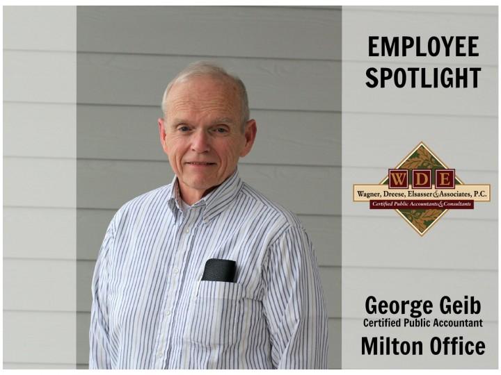 Employee Spotlight: George Geib
