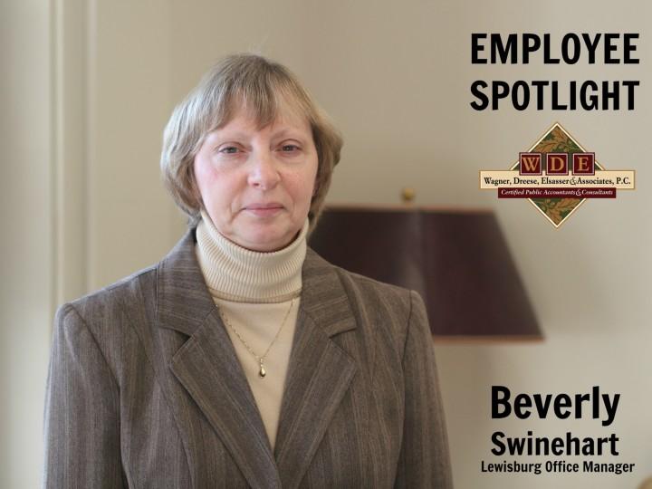Employee Spotlight: Beverly Swinehart