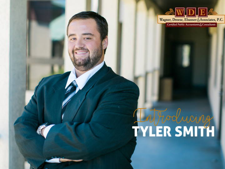 Introducing Tyler Smith!