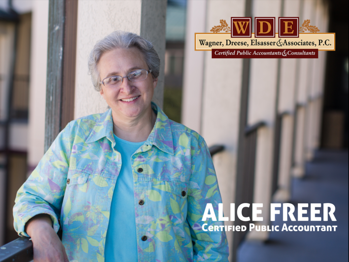 Employee Spotlight: Alice Freer, CPA
