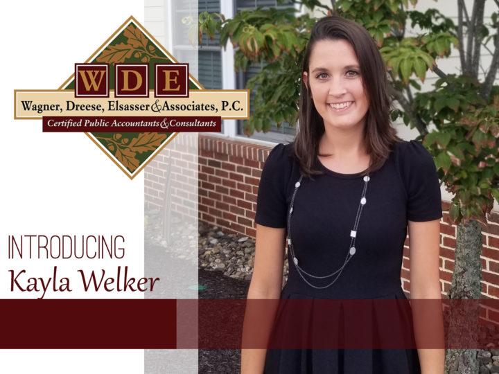 Employee Spotlight: Kayla Welker