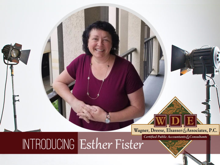 Employee Spotlight: Esther Fister
